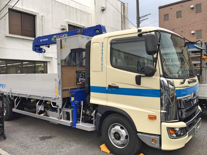 小田原営業所 増車情報 |センコーエーラインアマノ株式会社