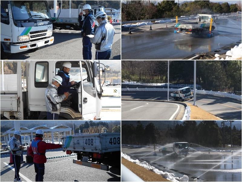 平成29年第5回安全運転基礎訓練 |センコーエーラインアマノ株式会社