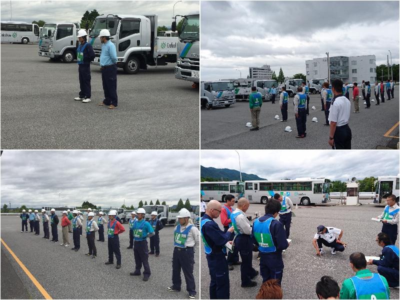 平成30年第1回安全運転基礎訓練 |センコーエーラインアマノ株式会社